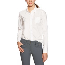 Ariat Ladies Kirby Shirt - White found on Bargain Bro India from horseloverz.com for $27.09