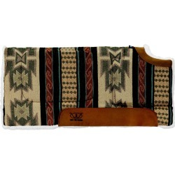 Weaver All Purpose 32x32 Built-Up Cut Back Saddle Pad - H10 found on Bargain Bro India from horseloverz.com for $78.55