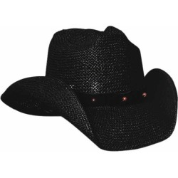 Bullhide After Party Western Straw Hat