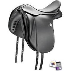Bates Wide Dressage Heritage Leather CAIR Saddle