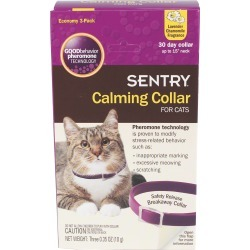 Sentry Calming Collar For Cats