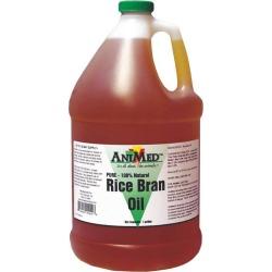 Rice Bran Oil Supplement
