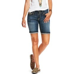 Ariat Ladies Vine Bermuda Shorts found on Bargain Bro from horseloverz.com for USD $45.60