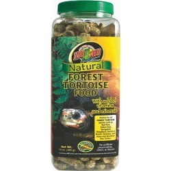 Natural Forest Tortoise Food