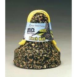 Fin Seed Bell Bird Food