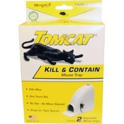 Tomcat Kill & Contain Mouse Trap