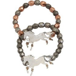 Horse Stretch Bracelet found on Bargain Bro from horseloverz.com for USD $3.03