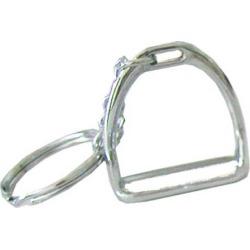 English Stirrup Key Chain