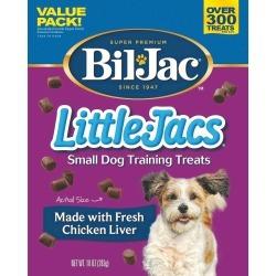 Bil-Jac Little Jacs Treats For Dogs