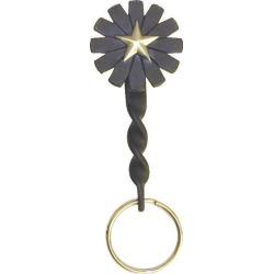 Abetta Star Key Chain