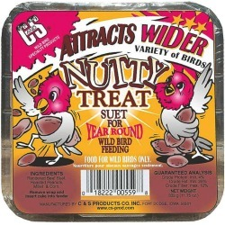 Nutty Suet Treat found on Bargain Bro India from horseloverz.com for $2.88