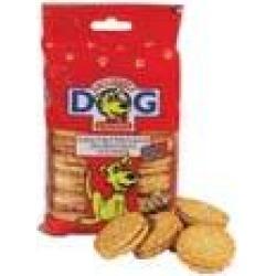Peanut Butter Sandwich Cookie Treats For Dogs