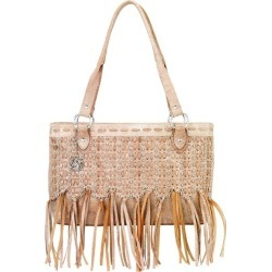 AMERICAN WEST Rain Dance Zip-Top East/West Tote