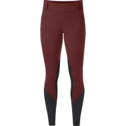 Kerrits Ladies Sit Tight Windpro Knee Patch Breech - Barn Red found on Bargain Bro India from horseloverz.com for $82.63