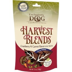 Exclusively Dog Chewy Harvest Blends Dog Treats