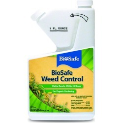 BioSafe Weed Control for Organic Gardening Concentrate