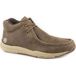Roper Mens Clearcut Chukka Boots found on Bargain Bro India from horseloverz.com for $102.99