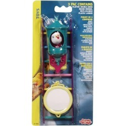 Living World Classic Bird Toys - Value Pack #2