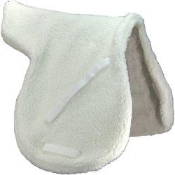 English Fleece Saddle Pad-All Purpose