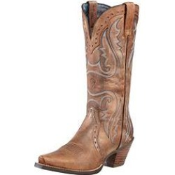 Ariat Womens Heritage Western X Toe found on Bargain Bro India from horseloverz.com for $145.13