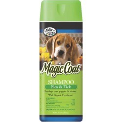 Four Paws Magic Coat Flea & Tick Shampoo for Dogs and Cats