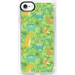 Casetify iPhone 7 Plus/7/6 Plus/6/5/5s/5c Case - Dino Djungle