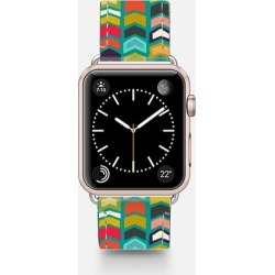 Casetify Apple Watch Band - Arrow pop turquoise apple watch band