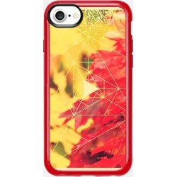 Casetify iPhone 7 Plus/7/6 Plus/6/5/5s/5c Case - Nature and Geometry - The Leaves