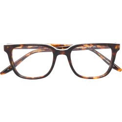 Barton Perreira Joe square frame glasses - Brown found on MODAPINS from FarFetch.com- UK for USD $561.79