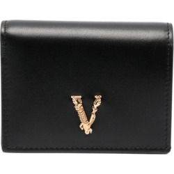 Versace Virtus leather wallet found on MODAPINS from MODES GLOBAL for USD $553.58