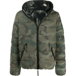 Hydrogen camouflage print padded jacket found on MODAPINS from Eraldo for USD $975.78