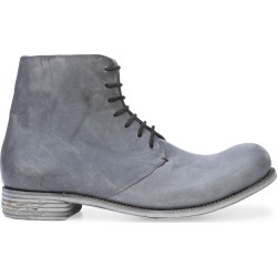 A Diciannoveventitre distressed boots - Grey found on MODAPINS from FarFetch.com - US for USD $2150.00