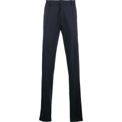 Armani Jeans jersey tailored trousers - Blue found on MODAPINS from FarFetch.com- UK for USD $239.34