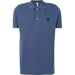 Loewe classic polo shirt - Blue found on MODAPINS from Farfetch:Linkshare:Affiliate:CPA:UK:UK for $270.27