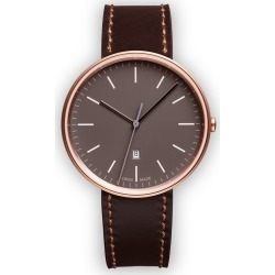 Uniform Wares M38 Date watch - Brown found on Bargain Bro UK from FarFetch.com- UK