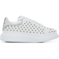 Alexander McQueen spike studded sneakers - White found on Bargain Bro UK from FarFetch.com- UK