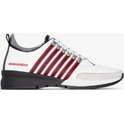 Dsquared2 251 striped sneakers found on MODAPINS from Browns Fashion for USD $443.54
