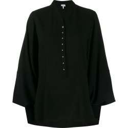 Loewe balloon sleeve blouse - Black found on Bargain Bro Philippines from FARFETCH.COM Australia for $1461.48