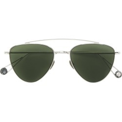Ahlem Place des Pyramides sunglasses - Metallic found on MODAPINS from FarFetch.com - US for USD $491.00