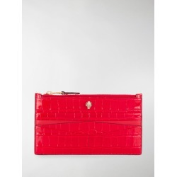 Alexander McQueen flat zip wallet found on MODAPINS from MODES GLOBAL for USD $415.21
