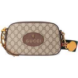 5a3e910d8980 Gucci GG Supreme messenger bag - Brown found on MODAPINS from FarFetch.com  - US