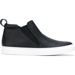 Aiezen mid-top slip-on sneakers - Black found on MODAPINS from FARFETCH.COM Australia for USD $279.36