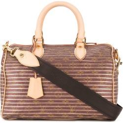 22654655e38 Louis Vuitton Vintage monogram Eden Speedy Bandouliere handbag - Pink found  on MODAPINS from FARFETCH.