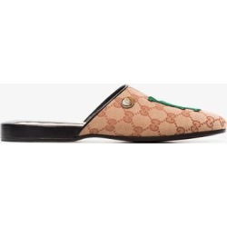 ee2cadf75fe Gucci GG Logo Mules found on MODAPINS from Browns Fashion for USD  874.69