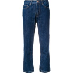 Aalto cropped jeans - Blue found on MODAPINS from FarFetch.com- UK for USD $225.34
