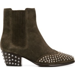 Ash Hook studded boots - Green found on MODAPINS from FARFETCH.COM Australia for USD $235.09
