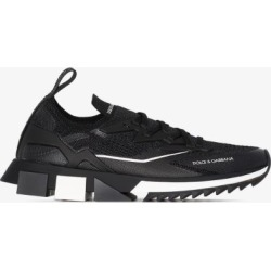 Dolce & Gabbana Womens Black Sorrento Lace-up Sneakers found on Bargain Bro UK from Browns Fashion