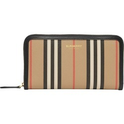 Burberry Icon Stripe wallet found on MODAPINS from Eraldo for USD $544.96