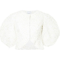 Bambah confetti structured jacket - White found on MODAPINS from FarFetch.com - US for USD $401.00
