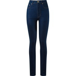 Amapô high waist skinny jeans - Blue found on MODAPINS from FarFetch.com- UK for USD $143.10